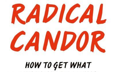Book review: Radical Candor